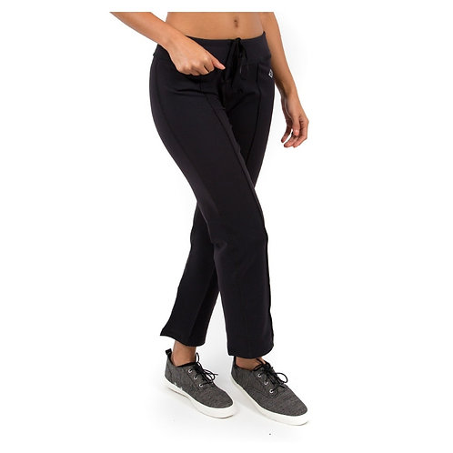 The Gigi - Adaptive Post Surgery Pants - Black by Reboundwear