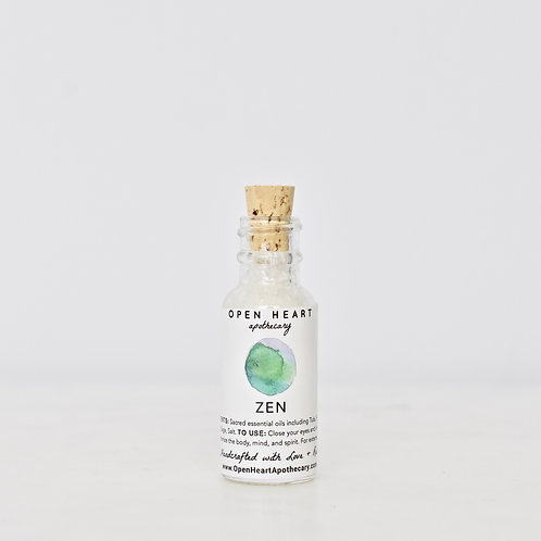 Zen Smelling Salts by Open Heart Apothecary