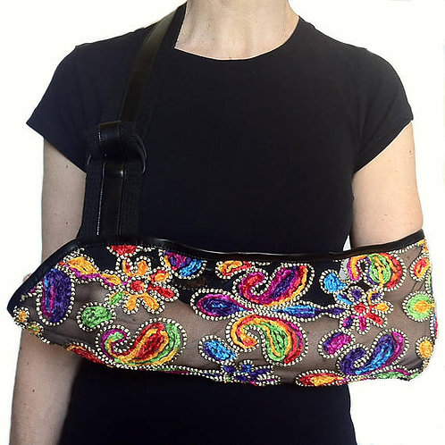 Fiesta Arm Sling by Not Blue Designs