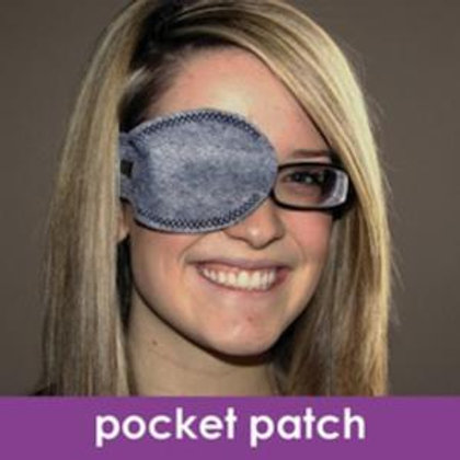Adult Pocket Eye Patches by Patch Pals