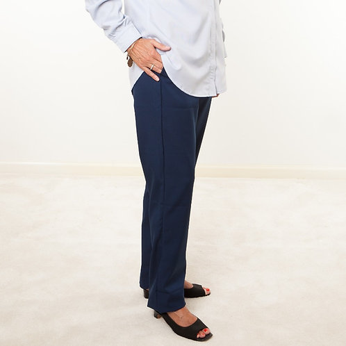 Velcro Closure Slacks by Bee Yourself Apparel