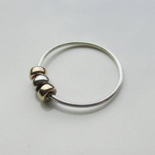 Loka Fidget Ring by Love, Dawne