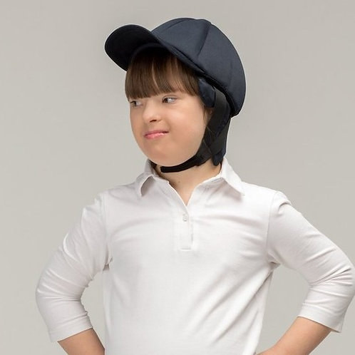 Extra Protective Soft Protective Helmet  - by RibCap