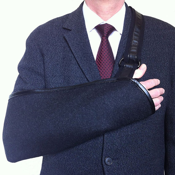 Flannel Arm Sling