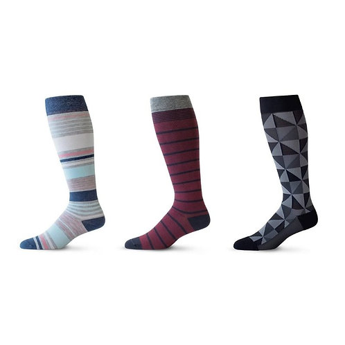 3-Pack Compression Socks by TOP & DERBY