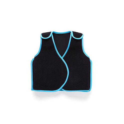 PunkinHug Compression Vest - Blue Trim by PunkinFutz