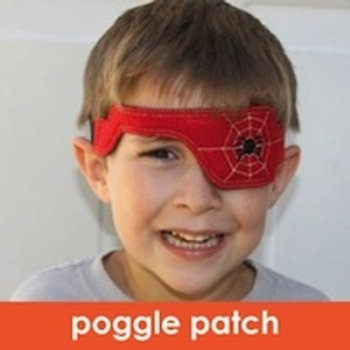 Kids Poggle Patches by Patch Pals