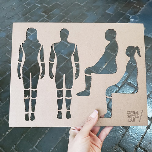 Stencils by Open Style Lab™