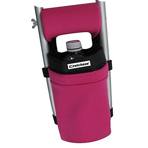 Hot Pink Crutch Bag by Crutcheze