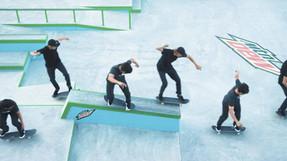Mountain Dew | DewTour Skate & Snow