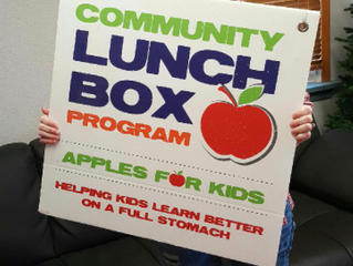 Community Tadbitz: Forward-thinking new member to join Community Lunch Box