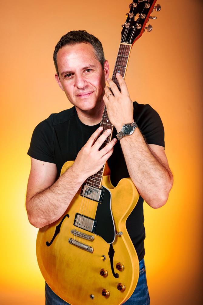 De Chicago a Europa: llega Guy King, guitarrista de legendarios artistas de Blues!