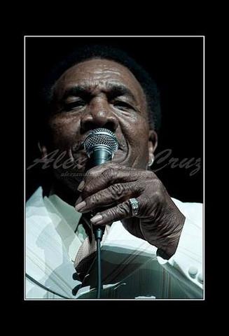 Willie Buck en Madrid