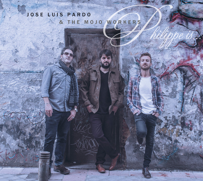 JL Pardo & The Mojo Workers present new CD and announce world tour.