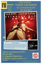 Vasti Jackson Tour, Spain