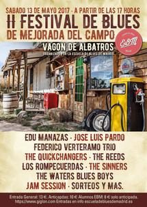 II Festival de Mejorada del Campo