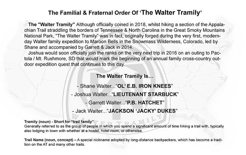 About Walter Tramily 2021