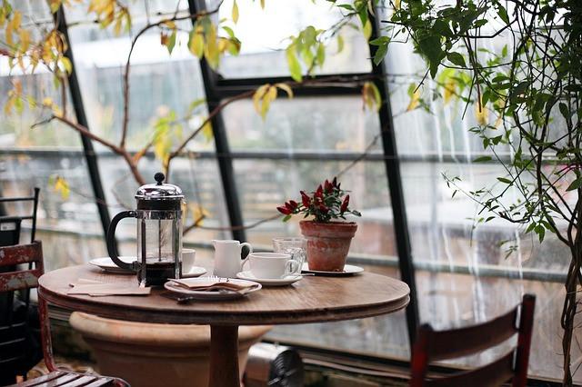 Θυμός - Ραντεβού για καφεδάκι και κουβεντούλα