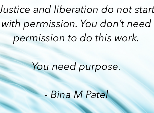 Permission or Purpose?
