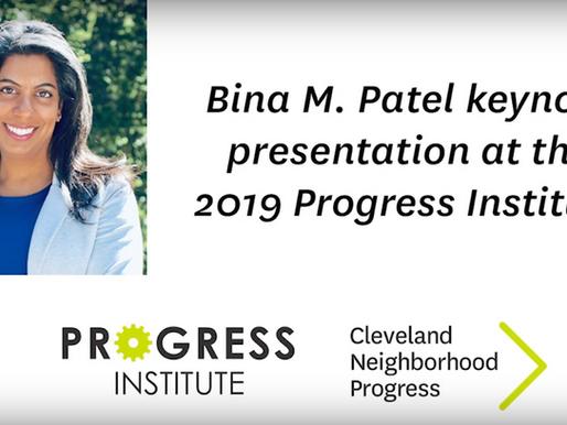 Comfort or Progress? Keynote Video