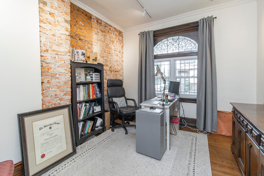 51st Street Twin - Front Office