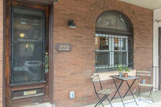 51st Street Twin - Exterior