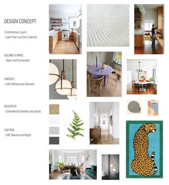 Chelten Ave Duplex - Concept Board
