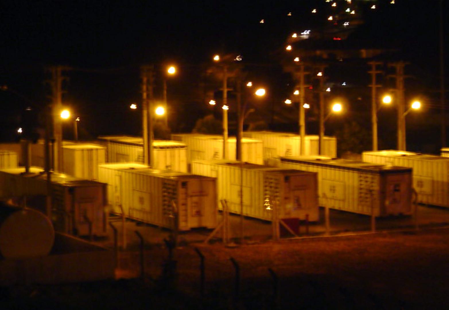 Obras de Energia Termelétrica