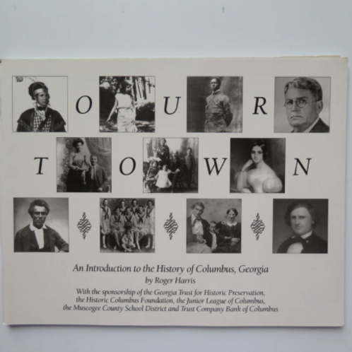 Our Town Book