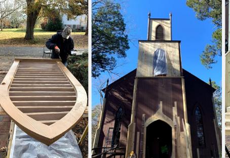 Preservation Spotlight #1- Zion Church