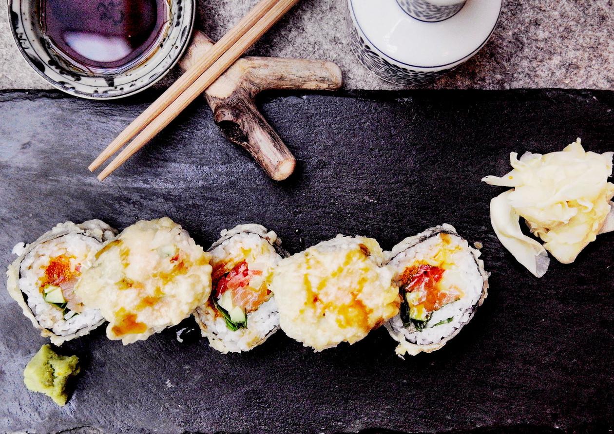 Sushi Bridges