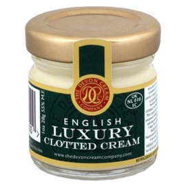 Clotted Cream 英國德文郡奶油 (28g)