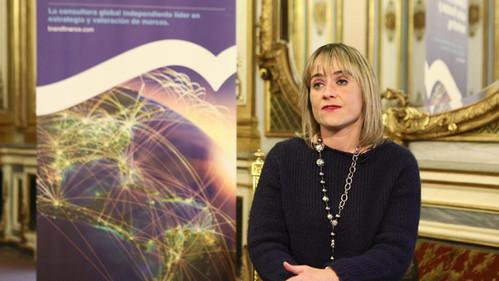 Gestión de Eventos: Presentación Informe Brand Finance España 100 2019