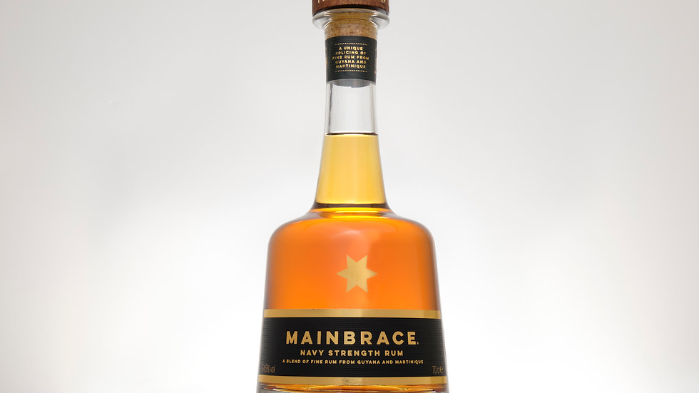 Mainbrace® Navy Strength Rum 70cl (54.5%)