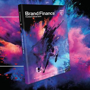 Publicaciones corporativas personalizadas:  Libro Brand Finance Football Annual 2019
