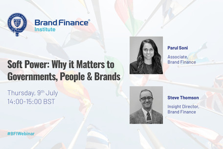 Soft Power: Why it Matters to Governments, People & Brands