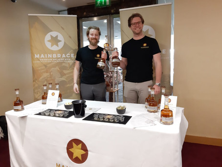 Coming Soon: Mainbrace Rum at Expowest