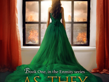 [Cover Reveal] As They Fall
