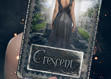 [Cover Reveal] Crescent