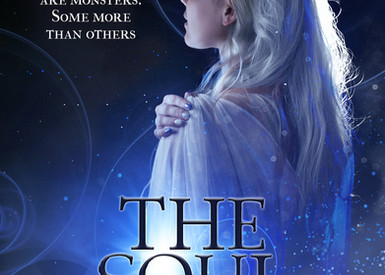 [Cover Reveal] The Soul Reaver