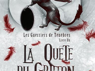 [Cover Reveal] La quête du Griffon