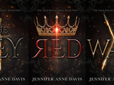 [Cover Reveal] The True Reign Series