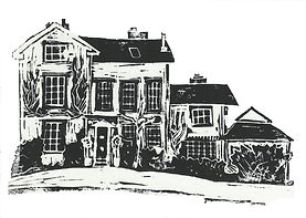 Bespoke house print