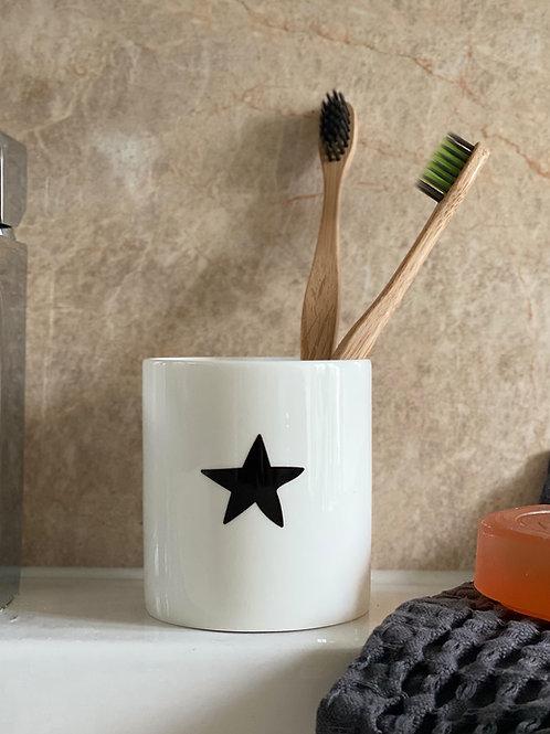Star Print Beaker