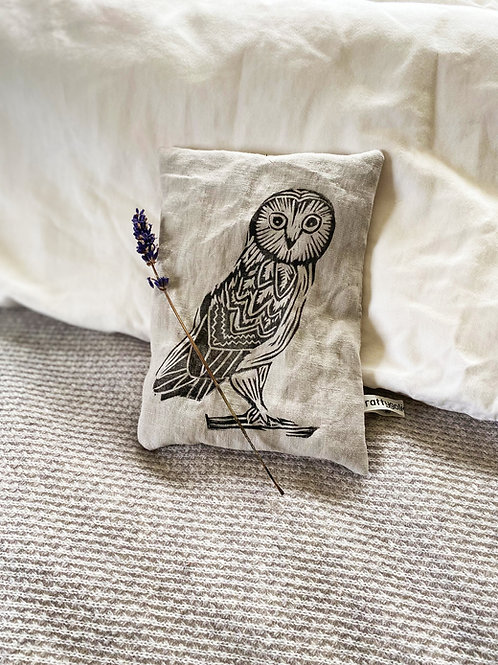 Owl Lavender Pillow