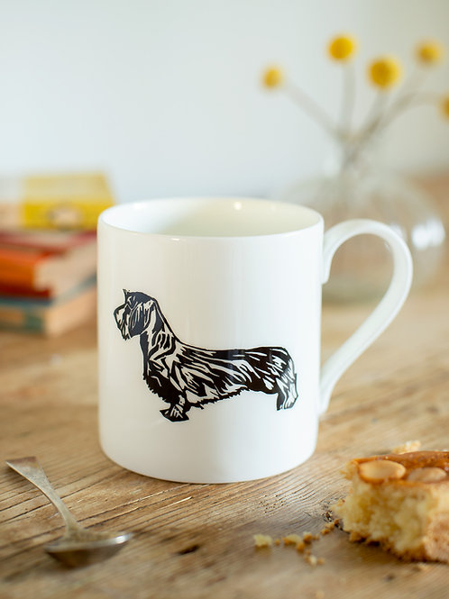 Wire Haired Dachshund Mug
