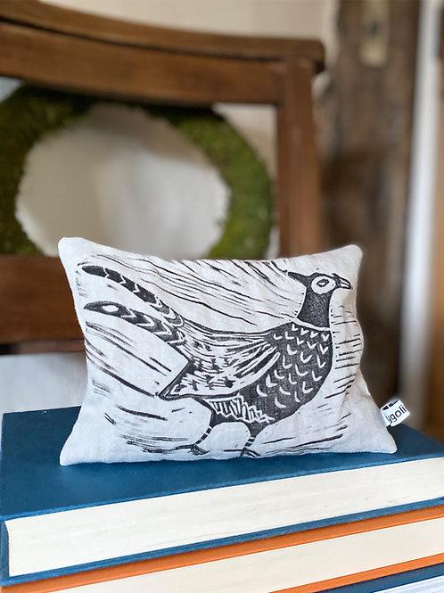 Pheasant Lavender Pillow