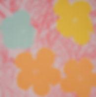 Andy Warhol_Flowers_91.4x91.4cm_sreenpri