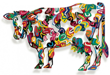 Pattern Cow