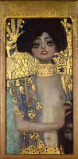 Judith I (homage of Gustav Klimt)